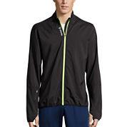 Reebok® Running Essentials Woven Full-Zip Jacket