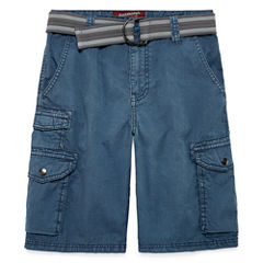 Arizona Twill Cargo Shorts - Big Kid Boys