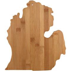 Totally Bamboo® Michigan Cutting Board