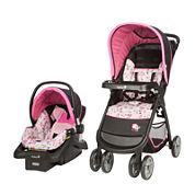 Disney Minnie Mouse Amble Quad Travel System