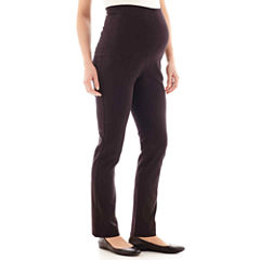 Maternity Millennium Overbelly Straight-Leg Pants