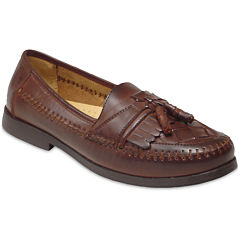 Deer Stags® Herman Mens Fringed Loafers