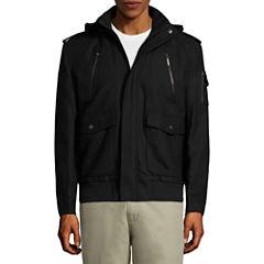 Wool Bomber Jckt Boucle Bomber Jacket