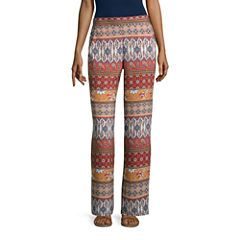 by&by Stripe Palazzo Pants-Juniors