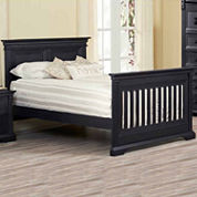 Ozlo Baby Crestwood Toddler Bed Rail - Painted