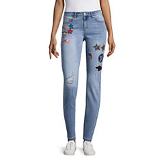i jeans by Buffalo Americana Patch Skinny Jeans