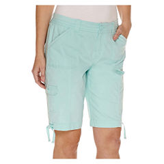 Tall Size Shorts & Capris - Women's Essential Crop Pants, Bermudas ...