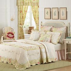 MaryJane's Home Prairie Bloom Bedspread