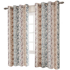 Eclipse® Shayla Room-Darkening Grommet-Top Curtain Panel