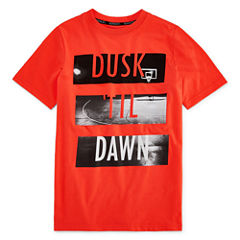 Xersion Graphic T-Shirt-Big Kid Boys Husky