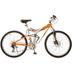 Titan ® Fusion-Pro Suspension Mountain Bike