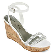 Unisa® Kylia Cork Wedges