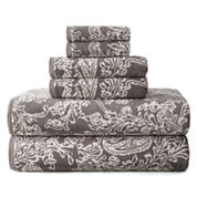 JCPenney Home™ Savannah Bath Towel Collection