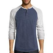 Levi's® Long-Sleeve Larry Raglan Shirt