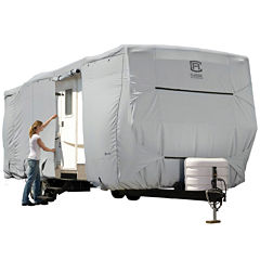 Classic Accessories 80-135-151001-00 PermaPro Travel Trailer & Toy Hauler Cover, Model 2
