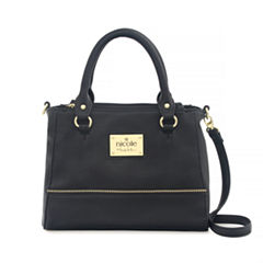 Nicole By Nicole Miller Cassidy Satchel