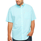 IZOD Button-Front Shirt-Big & Tall