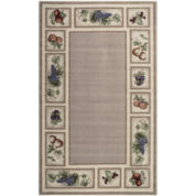 Rectangle Beige Kitchen Rugs For The Home JCPenney