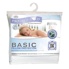 Protect-A-Bed® Basic Waterproof Pillow Protector