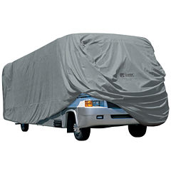 Classic Accessories 80-162-171001-00 PolyPro I Class A RV Cover, Model 4