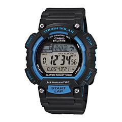 Casio® Runner Mens Solar Sport Watch STL-S100H-2AV