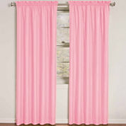 Eclipse® Kids Wave Rod-Pocket Thermal Blackout Curtain Panel