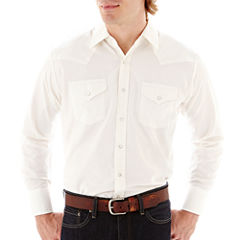 Ely Cattleman® Long-Sleeve Western Shirt