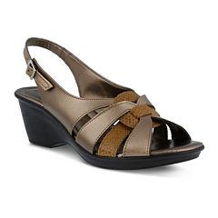 Spring Step Adorable Slingback Sandals