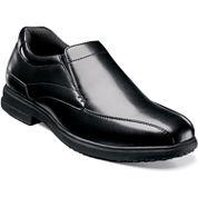 Nunn Bush® Sandford Mens Work Slip-On Shoes