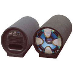 Pyle PLTAB8 Blue Wave Series Amplified Subwoofer Tube System (8IN; 250 Watts)