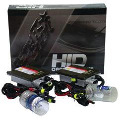 Race Sport Inc. H10-6K-G1-CANBUS  GEN1 HID CANbusMID-SLIM Ballast Kit (H10)