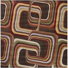Decor 140 Gallivare Hand Tufted Square Rugs