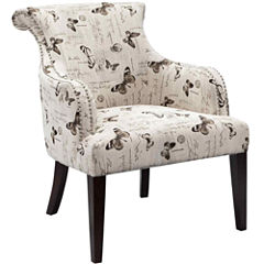 Madison Park Shannon Rollback Chair
