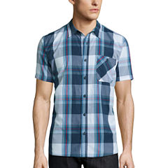 Levi's® Banks Short-Sleeve Woven Shirt