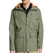 IZOD® Long-Sleeve Waterproof Slicker Rainwear