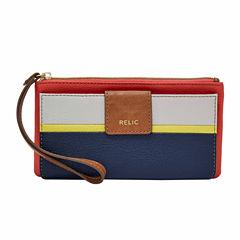 Relic Cameron Checkbook Wallet