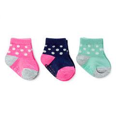 Carter's 3 Pair Crew Socks