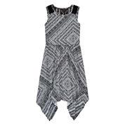 Arizona Sleeveless Skater Dress - Girls 7-16 and Plus