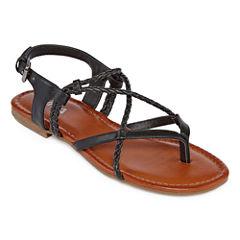 Mia Girl Daphne Womens Flat Sandals
