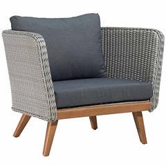 Zuo Modern Grace Bay Conversational Chair