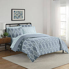 Beauty Rest Simmons Nates Complete Bedding Set with Sheets