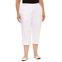 Plus Size Career Capris & Crops for Women - JCPenney