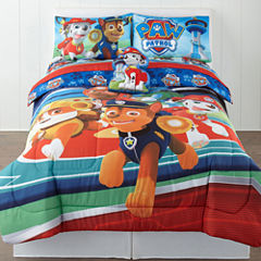 Paw Patrol Hero Twin/Full Reversible Comforter + BONUS Sham Collection