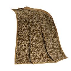 HiEnd Accent San Angelo Leopard Throw