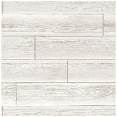 NuWallpaper Serene Cream Peel and Stick Wallpaper