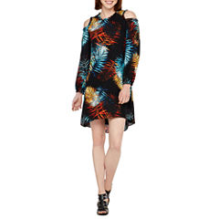 Worthington 3/4 Sleeve Shift Dress