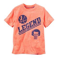 Carter's Toddler Boys Short Sleeve Toddler T-Shirt