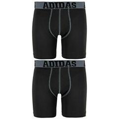 adidas® Youth 2-pk. Sport Performance Boxer Briefs - Boys 8-20