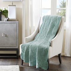 Madison Park Marino Oversized Quilted Throw