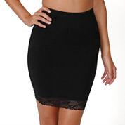 Jewel Toned® Out All Night Mini Skirt Shaping Half Slip